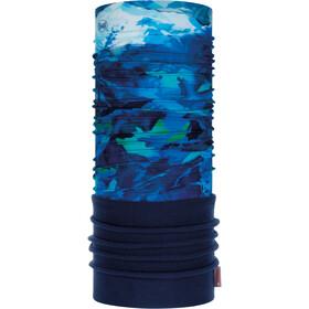 Buff Polar Neck Tube Youth high mountain blue